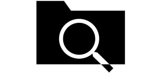 Relevante und wahre Neuigkeit oder Verschwörungstheorie? Quellenprüfen als Filter im Informationsdschungel. (Illustration: Folder by Sergio Calcara / Noun Project)